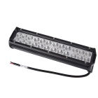 72W LED Tractor ATV Driving Lamp LED Offroad Work Light Bar