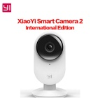 International Edition Xiaomi Yi 1080P Gen II Smart IP Camera 2 -White