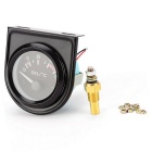 IZTOSS 50~150 LED Oil Temperature Temp Gauge Light 52mm (DC 12V)