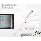 SZKINSTON 2-in-1 Touch Stylus & Ball-Point Pen for IPHONE /HTC + More