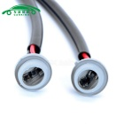 CARKING T10 soquete cablagem Sockets Connector for Car Auto (2PCS)