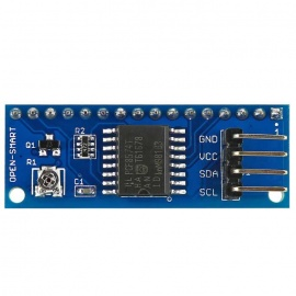 High Quality I2C LCD 1602 / 2004 Adapter Board Module for Arduino