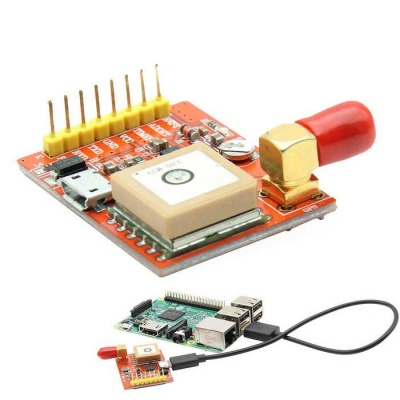 Geekworm USB Port GPS L80-39 GPS Module for Raspberry Pi 3 Model B
