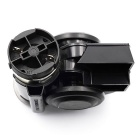CS-381A1 12V Car Motorcycle Air Horn w / Relay socket - Preto