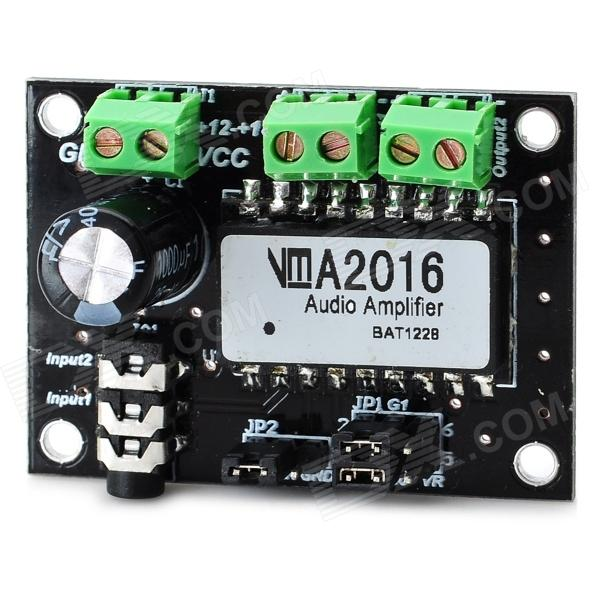 VMA2016 2*10W Audio Amplifier Evaluation Module (EVM) Board