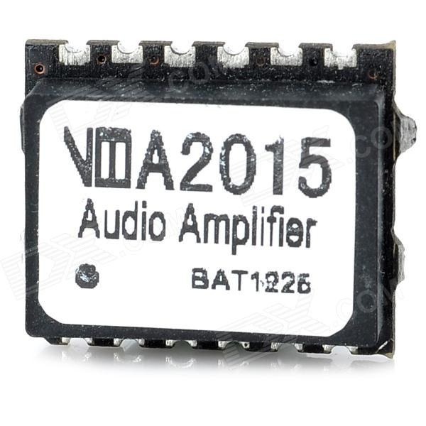 VMA2015 15W Mono Audio Amplifier Module 5pcs lot max98400b 98400b stereo high power class d amplifier differential input power limiting and excellent emi performance