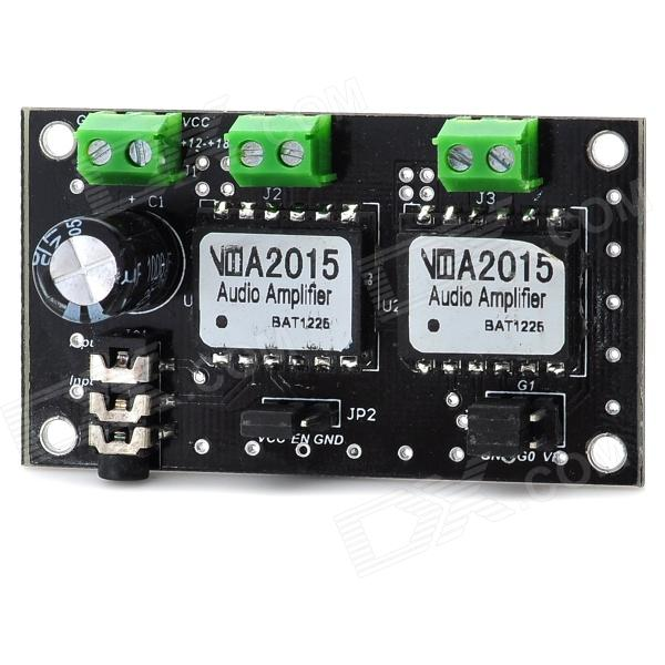 VMA2015 15W Stereo Audio Amplifier Evaluation Module (EVM) Board