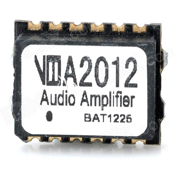 VMA2012 2*3W Class D Audio Amplifier Module