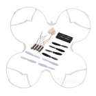 Spare Parts for Hubsan H107D+ -001 R/C Quadcopter - White + Black