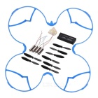 Spare Parts for Hubsan H107D+ -001 R/C Quadcopter - Black + Blue