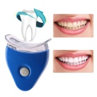 Portable Outdoor Oral Tooth Care Teeth Whitening Device - Blue