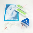 Portable Outdoor Oral Zahn Pflege Teeth Whitening Device - Blau