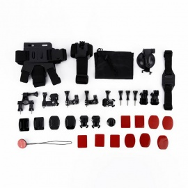 17-in-1 Accessories Kit Bundle Set for GoPro Hero 4 / 3+ /  3 /  2
