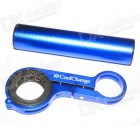 Cool Change T Type Bicycle Flashlight Holder - Blue