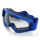 QooK V751 Motocross Enduro Off-Road Hemlet Windproof Goggles - Blue
