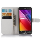 Lichee Pattern Protective Case for  ASUS ZenFone 2 Laser ZE550KL5.5