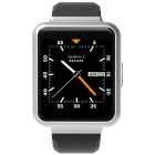 JB-1 Android 5.1 OS Smart Watch Phone w/ 1GB RAM, 8GB ROM - Silver