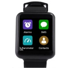 Q1 Android 5.1 OS Smart Watch Phone w/ 1GB RAM, 8GB ROM - Black