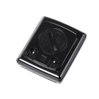SunDing SD-565A 22 Functions Water Resistant Cycle Computer - Black