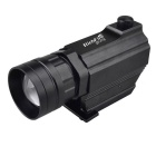 RichFire SF-P18 20 milímetros Gun Rail LED Zoom Tactical Pistol Flashlight