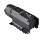 RichFire SF-P19 LED 20mm Tactical Gun Rail Flashlight - Black