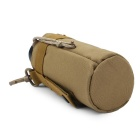 Outdoor Tactical Bag Bottle Water Bottle - Yellowish Brown