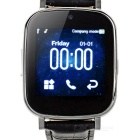 Tela S9 Arc Smart Touch Watch Phone w / 32MB RAM, 128MB ROM - Black