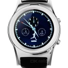 "S8 1.3"" Bluetooth V4.0 Smart Watch for Android / IOS Devices - Silver"