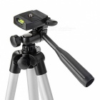 Ismartdigi i-3110 4-Section Camera Tripod for Camera - Silver + Black