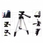 Ismartdigi i-3110+ Stand 4-Section Camera Tripod - Silver + Black