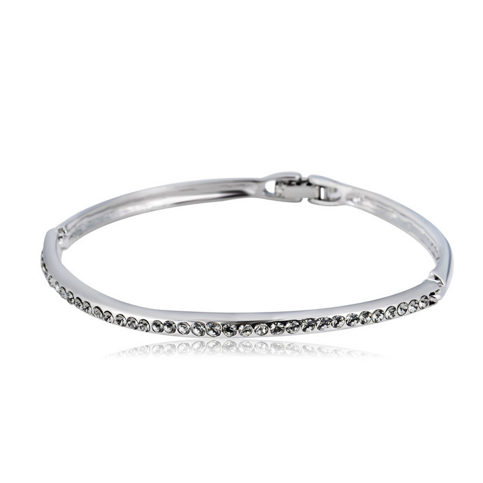 Xinguang Women's Beautiful Popular Aesthetic Bracelet - Silver