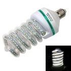 E27 30W 1920lm 150-2835 SMD Spiral Style CFL Cool White Light Bulb