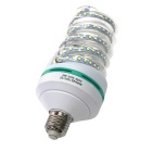 E27 30W 1920lm 150-2835 SMD Spiral Style CFL Cold White Light Bulb