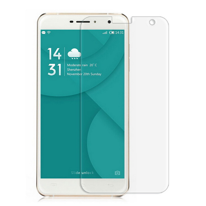 Screen Protector Tempered Glass Film for Doogee F7 - Transparent