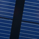 4.5W 18V Output Polycrystalline Silicon Solar Panel - Black