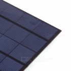 5.5W 6V PET Laminat Level A monokristallinem Silizium Solar-Panel