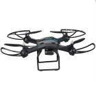 LIDIRC L5W 2.4G 4CH RC Quadcopter with 2.0MP Camera Wi-Fi FPV - Black