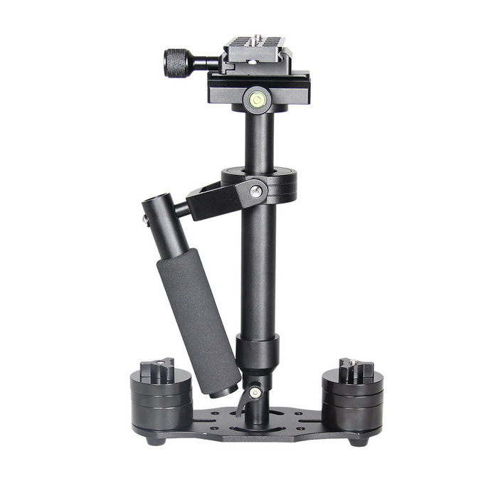 YELANGU S40N Handheld Stabilizer Pro Version for Video Cameras - Black