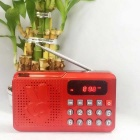Outside Older's Multi-functional Portable Small Radio TF Card Speaker