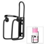 Bike Water Bottle Kettle Holding Rack Bracket - Black