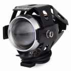 YouOKLight 15W 3-Mode Waterproof LED Cool White Motorcycle Headlamp