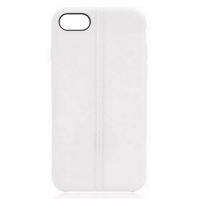 TPU Protective Case Cover for IPHONE 7 - White