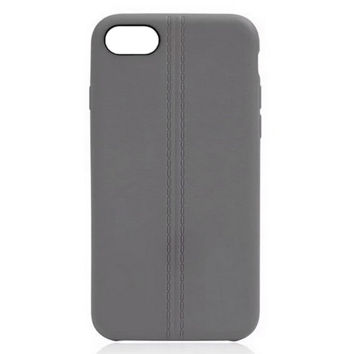 TPU Protective Case Cover for IPHONE 7 - Grey