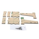 Acrylic Replaceable Frame Kits for NEJE JZ-5 Laser Engraving Machine
