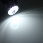 E27 3W IR Infrared Motion Sensor 23-LED 120lm Light Bulb Cold White