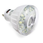 QooK PIR Infrared Sensor de Movimento 23-LED Light Bulb Branco Cool (os EUA)