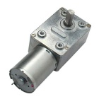 12V 10rpm 4632GW-370 High Torque DC Turbo Worm redutor Motor