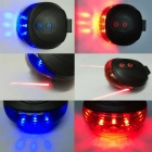 Front or Back 3 x LED + 2 x Laser for Electric Bicycle Cars