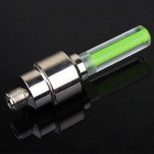 YouOKLight Mountain Road Bike Tyre Light LED Green Light Valve Lamp