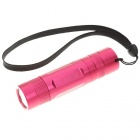 SuperBrigkt Cree Q5-WC 180-Lumen LED Flashlight with Strap (1*123A/1*16340)